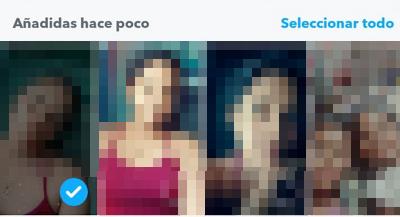 Cómo descargar recuerdos de Snapchat desde la app paso 3