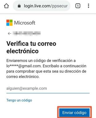 Cómo eliminar una cuenta de Skype desde el móvil paso 4