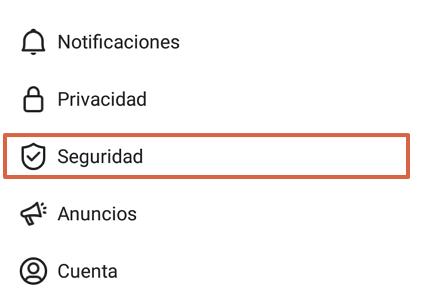 Cómo realizar una copia de seguridad en Instagram desde la app paso 4