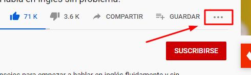 borrar un video de Youtube que no es mio