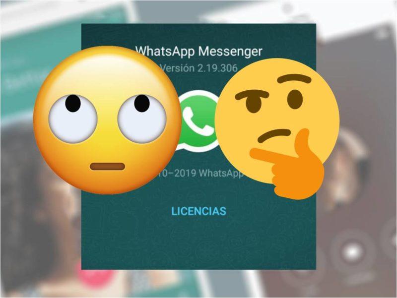 actualizar WhatsApp a la última versión