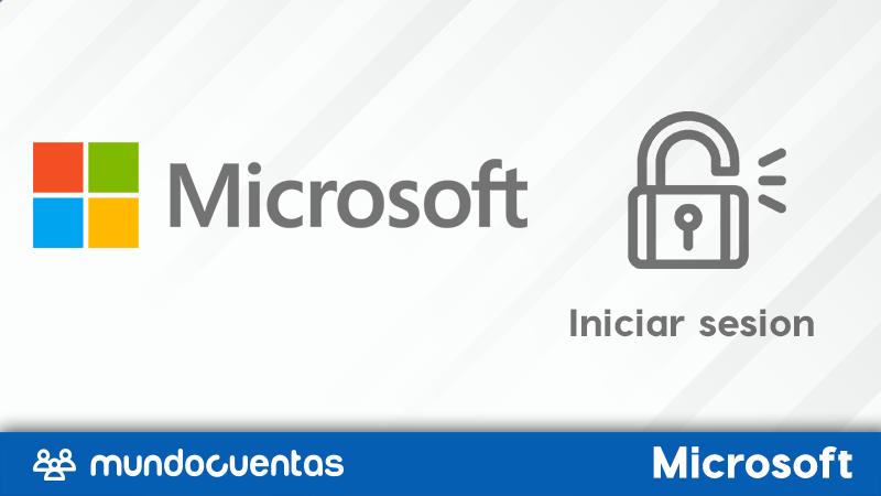 Cómo iniciar sesión en Microsoft
