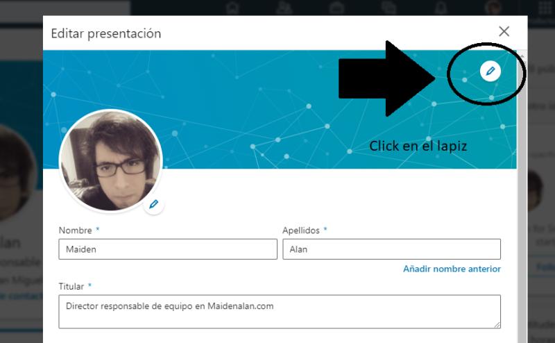 crear un perfil de LinkedIn profesional