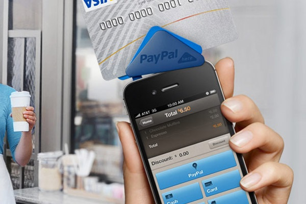 paypal movil iOS Android