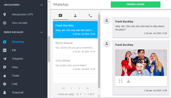 Cómo espiar o hackear WhatsApp usando mSpy