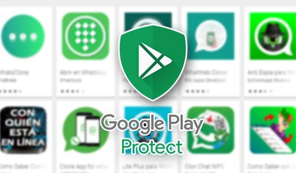 Cómo evitar que espien tu cuenta de WhatsApp con Google Play Protect