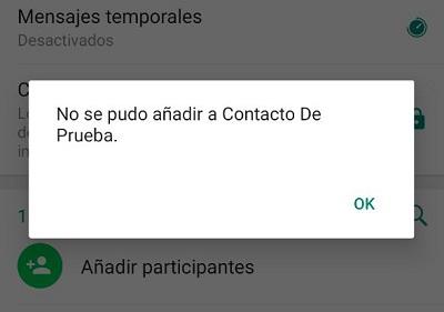 Como saber si me bloquearon en whatsapp
