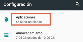 Comprueba el uso de datos de WhatsApp para solucionar el problema de que no llegan los mensajes hasta abrir la aplicación paso 2
