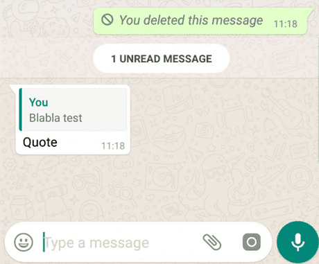 Errores de WhatsApp. Los mensajes no llegan hasta que abres la aplicación