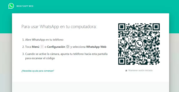 Errores de WhatsApp. WhatsApp Web no se conecta al dispositivo