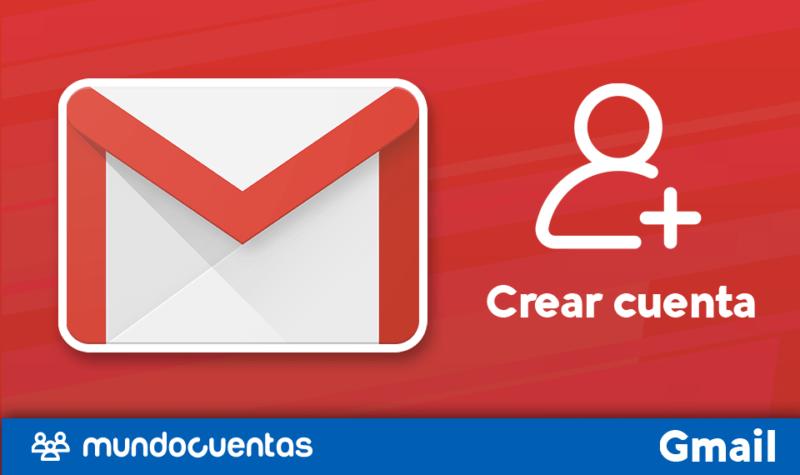 Registrarse en Gmail