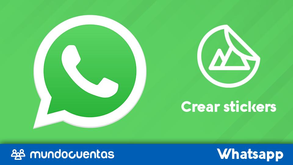 Crear stickers de WhatsApp
