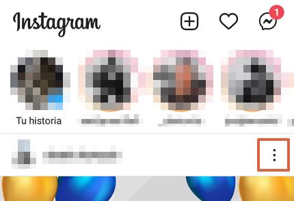 Cómo descargar fotos o videos de Instagram utilizando InSaver paso 2