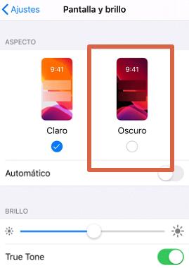 Cómo poner modo oscuro en Instagram desde iOS 13