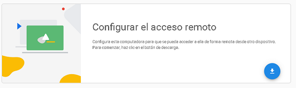 Como usar el escritorio remoto en Google Chrome paso 2