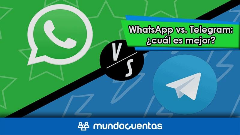 WhatsApp vs. Telegram ¿cuál es mejor en 2020