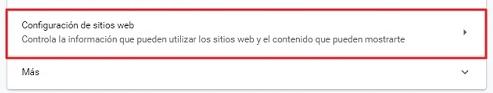 bloquear anuncio desde las configuraciones paso 3 y 4