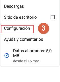 bloquear anuncio en android paso 3