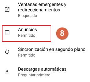 bloquear anuncio en android paso 8