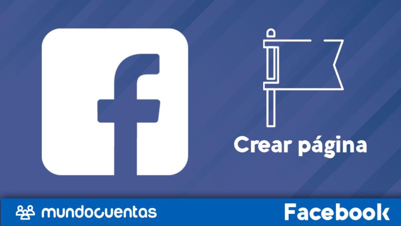 Crear página o Fanpage de Facebook