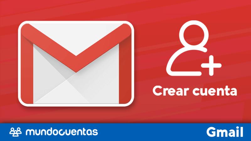 Registrarse o crear cuenta en Gmail