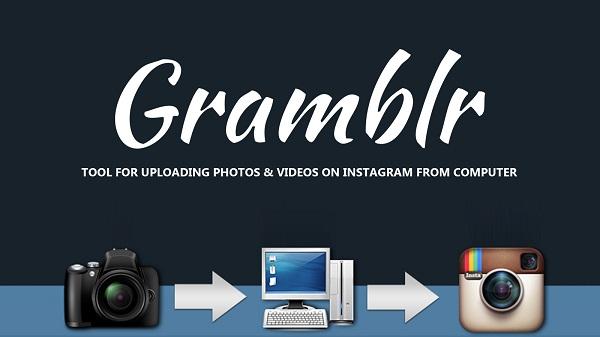 subir fotos o videos a instagram desde la computadora