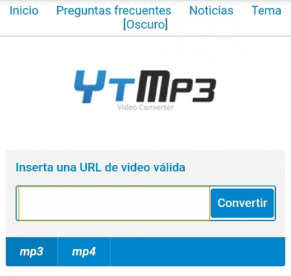 descargar videos de youtube ytmp3