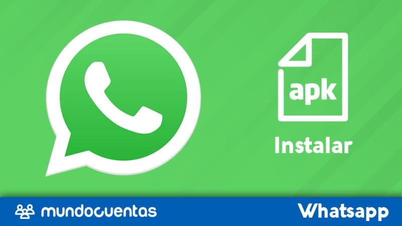 Cómo instalar WhatsApp en Android, iOS o PC