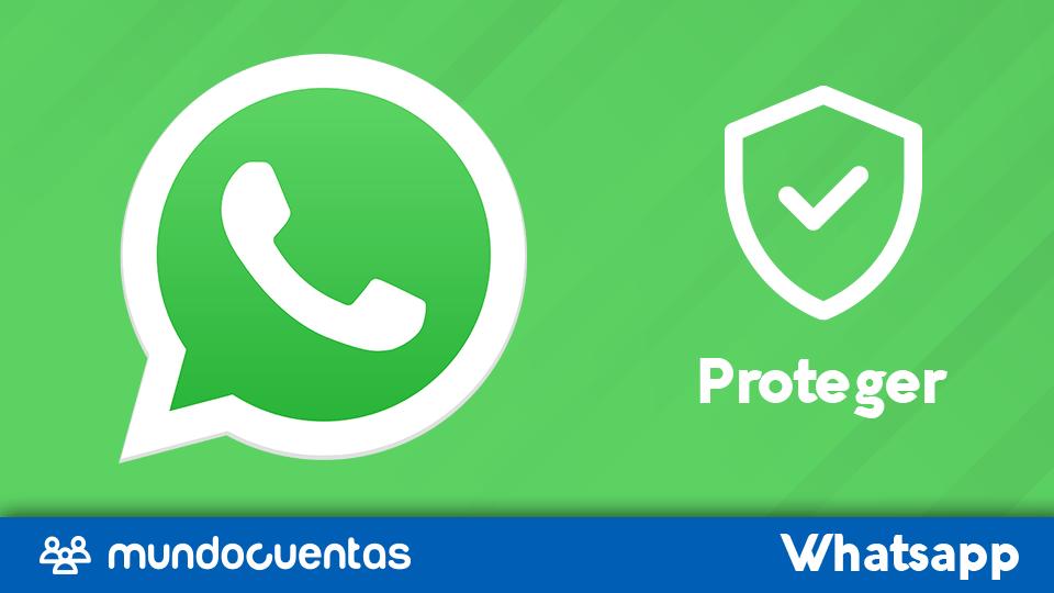 Proteger WhatsApp con contraseña