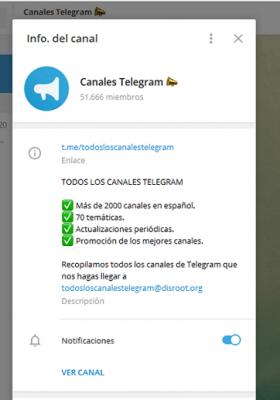 @Todosloscanalestelegram