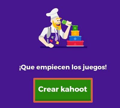 Cómo organizar un Kahoot! desde la app móvil siendo invitado paso 5
