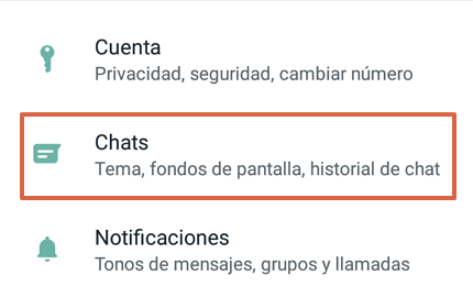 Cómo recuperar mensajes borrados del WhatsApp restaurando la copia de seguridad en teléfono Android paso 3
