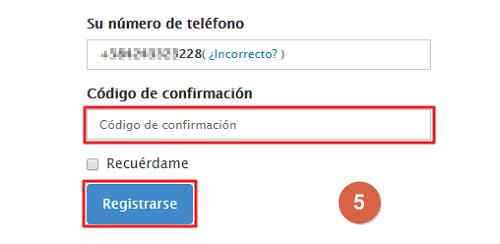 Eliminar cuenta de Telegram desde el PC paso 5