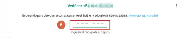 Recuperar mensajes restaurando copia de seguridad Android Paso 6