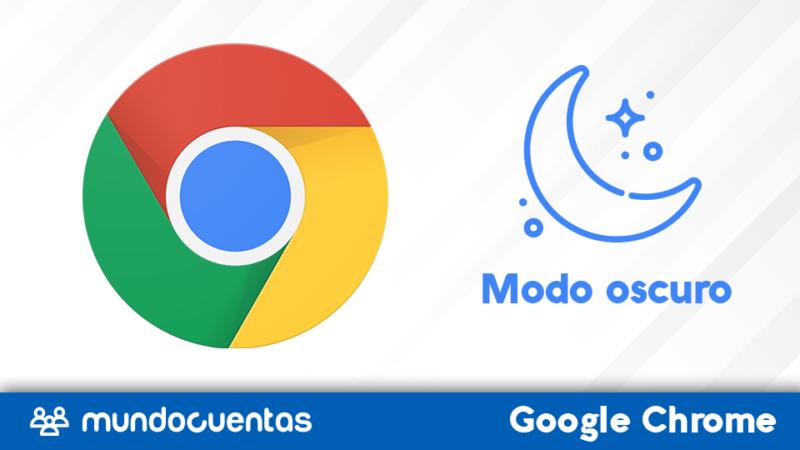 Activar tema o modo oscuro en Chrome