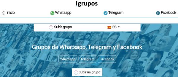 iGrupos