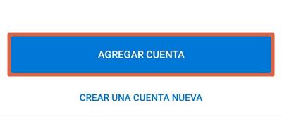Cómo configurar un correo de empresa en Outlook desde el dispositivo móvil paso 1