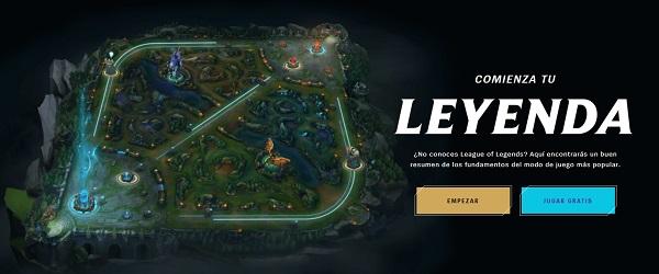 League of Legents