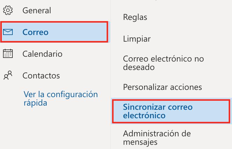 Configurar Correo de Empresa