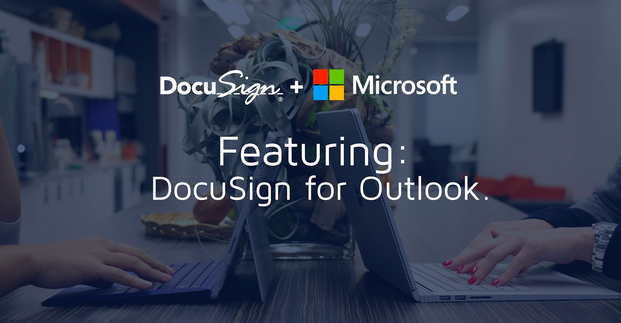 docusign para Outlook Complemento