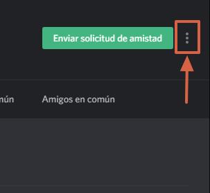Cómo bloquear usuarios en Discord paso 3