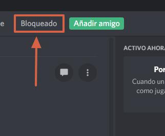 Cómo bloquear usuarios en Discord paso 7