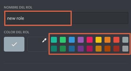 Cómo crear roles en Discord paso 7