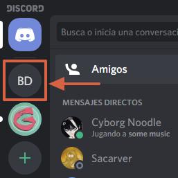 Cómo eliminar bots en Discord paso 1