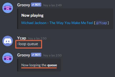 Cómo poner música en Discord paso 13