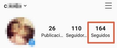 Cómo saber quién no me sigue en Instagram manualmente paso 2