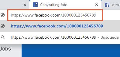 Cómo saber quién ve o visita mi Facebook paso 7