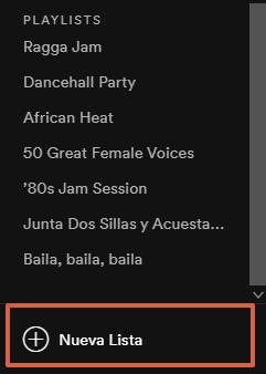 Cómo subir música a Spotify paso 6