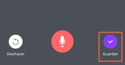 Cómo subir un podcast a Spotify desde Anchor paso 3