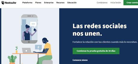 Programar publicaciones con Hootsuite